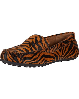 Aerosoles womens Over Drive Driving Style Loafer, Tiger Tan, 6 US