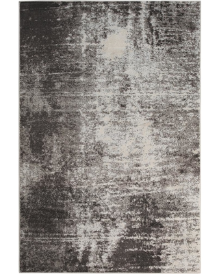 St Croix Trading Company Desire Home Dark Brown 5 ft. x 8 ft. Area Rug