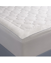 Allied Home Full PerfectCool Thermoregulating Mattress Pad White