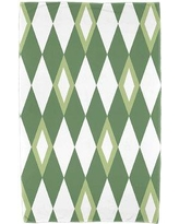 Ivy Bronx Sailer Beach Towel IVBX7468 Color: Green