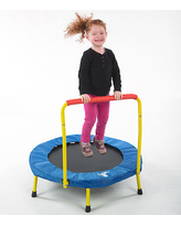 Fold & Go Trampoline - Active Play for Babies - Fat Brain Toys