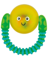 Lamaze Spin & Smile Rattle - Baby Toys & Gifts for Ages 0 to 4 - Fat Brain Toys