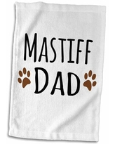 Shopping Special For Fedler St Bernard Dog Mom Saint Doggie By Breed Hand Towel Symple Stuff