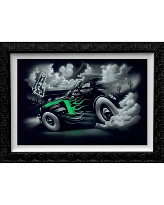 Mickey Mouse ''Out for a Cruise with My Girl'' Limited Edition Gicle by Noah Official shopDisney