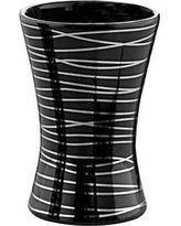Gedy by Nameeks Diva Toothbrush Holder 3910 Color: Anthracite/Silver