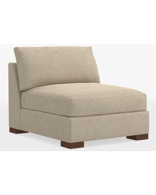Wrenton Luxe Sectional Armless Chair