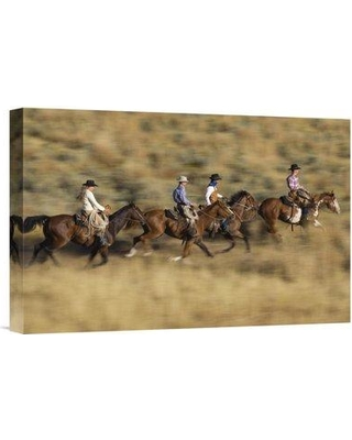 New Savings on East Urban Home Oregon 'Cowboys and A Cowgirl