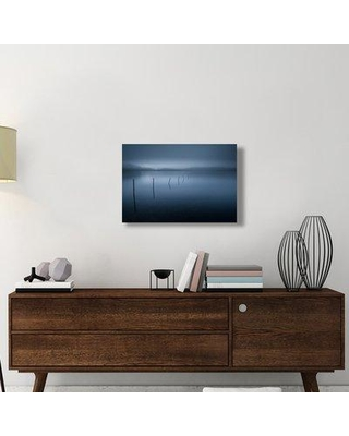 """East Urban Home 'Calm' Photographic Print On Wrapped Canvas ERNH2732 Size: 20"""" H x 30"""" W x 1.5"""" D"""