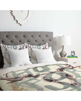 East Urban Home Hot For You Duvet Cover Set EUNH5702 Size: Queen