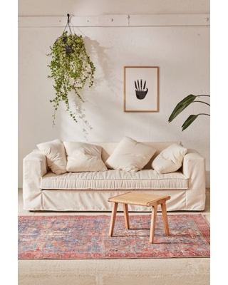 Peachy New Savings On Ellin Sofa Beige At Urban Outfitters Ibusinesslaw Wood Chair Design Ideas Ibusinesslaworg