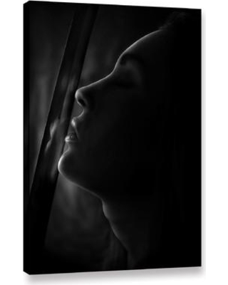 """Latitude Run Kill Me Softly Photographic Print on Wrapped Canvas LTRN7090 Size: 48"""" H x 32"""" W x 2"""" D"""