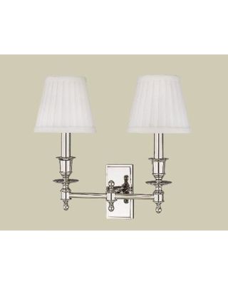 Hudson Valley Lighting Ludlow 14 Inch Wall Sconce - 6802-PN