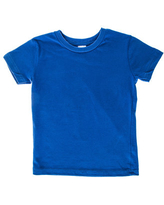 Royal Blue Knitted Toddler T-Shirt - 3T