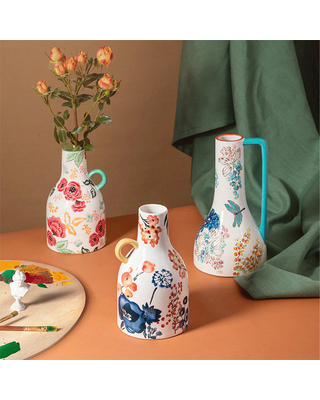 Spectacular Deals On Floral Vase With Handle