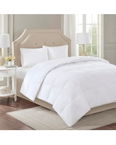 True North by Sleep Philosophy Level 2 300 Thread Count Down Comforter, White