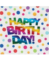 Birthday Party Penelopes Parties 20-Count 3-Ply Paper Lunch Napkins