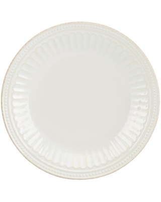 """French Perle Groove 9"""" Salad Plate Lenox"""