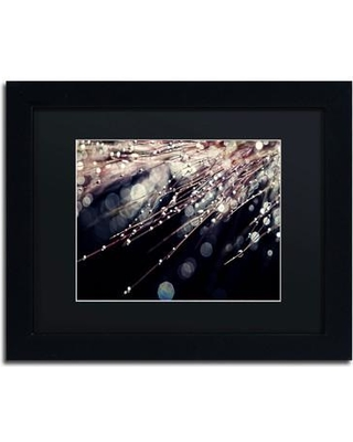 "Trademark Art 'Little Wonders' by Beata Czyzowska Young Framed Graphic Art BC0129-B1 Size: 11"" H x 14"" W Matte Color: Black"