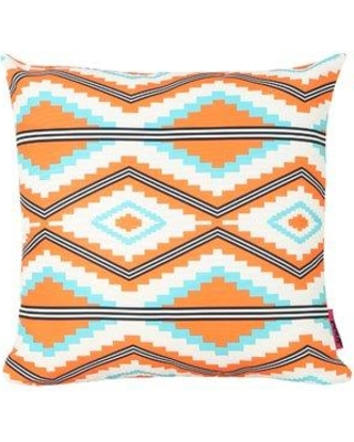 Shopping Special For Millwood Pines Becerra Southwestern Tribal Indoor Outdoor Throw Pillow X111239101