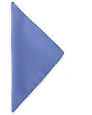 Basic Polyester Napkins in Periwinkle (Set of 4)