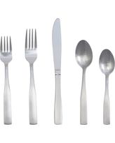 Pryce Flatware Set 20-pc. Stainless Steel - Room Essentials, Silver