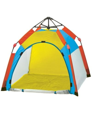 Pacific Play Tents One Touch Nursery Tent in Green