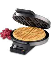 Cuisinart Round Classic Waffle Maker - Stainless Steel Wmr-CA, Silver