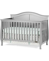 Child Craft Camden 4-in-1 Convertible Crib F31001. Color: Cool Gray