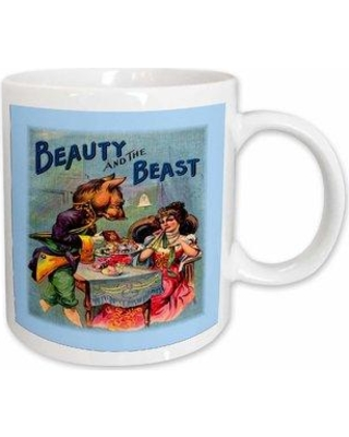 East Urban Home Beauty and the Beast Coffee Mug W000813910