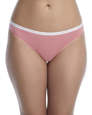 CK One Cotton Singles Thong