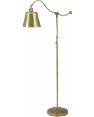 House of Troy Hyde Park 57 Inch Reading Lamp - HP700-WB-MSWB