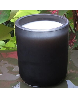 Luxury Orchid & Dark Leather Scented Jar Candle Aroma43