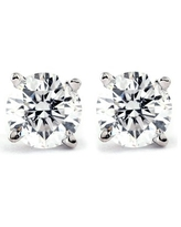 Shop the Diamond Stud Earrings Collection