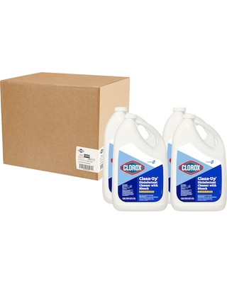 Clorox Clean-Up All-Purpose Cleaner, 128 Oz, 4/Carton (35420CT) | Quill