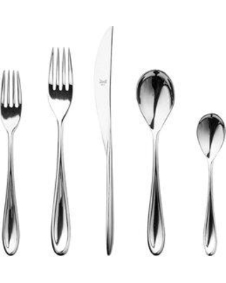MEPRA Forma 20 Piece 18/10 Stainless Steel Flatware Set Service for 4 104922020