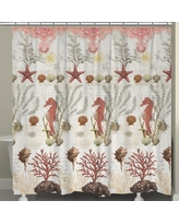 LauralHome Ornate Shower Curtain ORC72SC