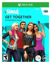 THE SIMS 4: Get Together Expansion Pack, Xbox [Digital Download]