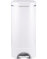 Munchkin Step Diaper Pail, Powered by Arm & Hammer, Multi-Colored