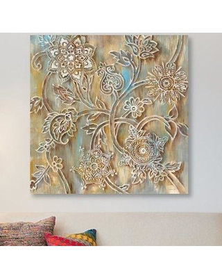 Amazing Deals On East Urban Home Henna In Zoom Painting Print On
