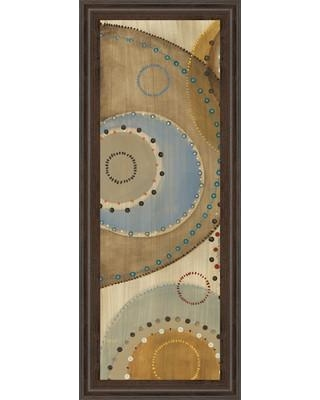 Classy Art Wholesalers Moving Moments Panel II by Lee Framed Painting Print 1341