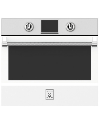 """Hestan 30"""" Single Electric Wall Oven Froth KSO30WH"""