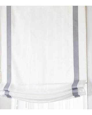 Canora Grey Relaxed Sheer Roman Shade Cagy3154 Blind Size 42 W X 64