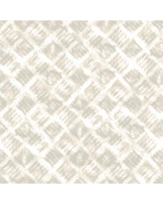 "Galerie Wallcoverings Oasis 32.8' L x 21"" W Wallpaper Roll, Vinyl in Beige, Size 396""H X 21""W 