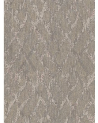 Brewster Bunter Light Brown Distressed Geometric Wallpaper