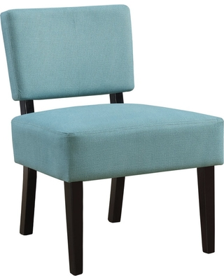 Accent Chair Teal (Blue) - EveryRoom