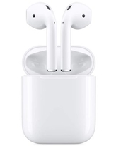 Refurbished Apple AirPods Generation 2 with Charging Case MV7N2AM/A