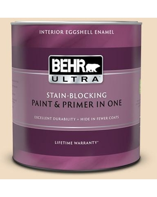 Don T Miss These Deals On Behr Ultra 1 Qt Bxc 74 Phoenix Villa Extra Durable Eggshell Enamel Interior Paint And Primer In One