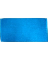 Highland Dunes Apolonio Velour Beach Towel BI065717 Color: Aqua