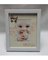 Winston Porter Cashwell It's a Boy Picture Frame WNSP1393 Color: White/Brown