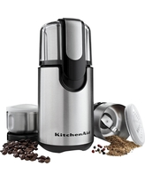 KitchenAid Coffee and Spice Grinder - BCG211, Black